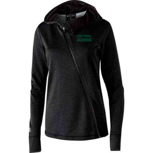 Lacrosse Embroidered Holloway Ladies Artillery Jacket