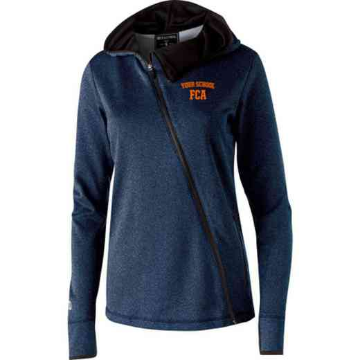 FCA Embroidered Holloway Ladies Artillery Jacket