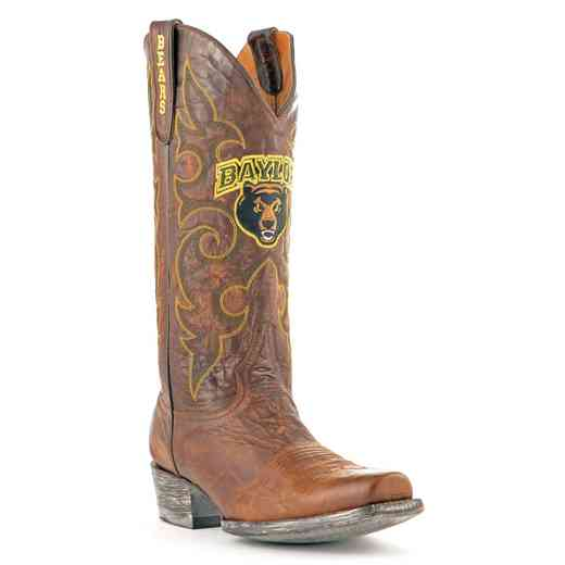 Baylor Bear's Men's Boardrooom Boots by Gameday Boots