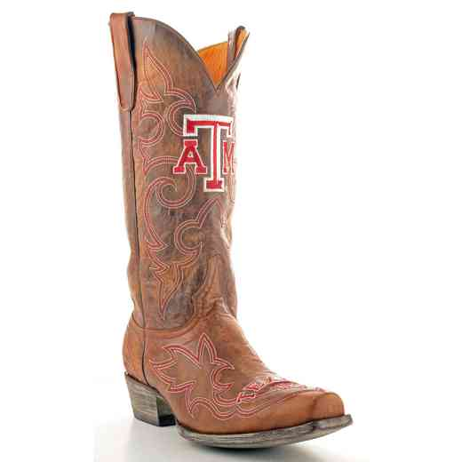 Texas A&M Men's Tailgate Boots by Gameday Boots