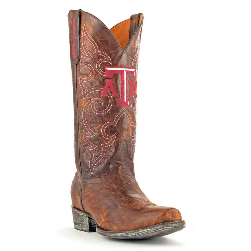 Texas A&M Men's Executive Boots