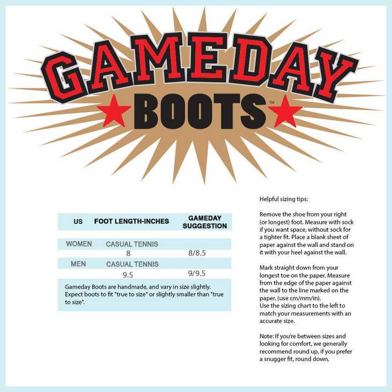 15045dc2a46 Men's Texas Longhorns Tailgate Cowboy Boots by Gameday Boots