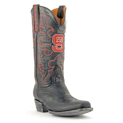 NC State Men's Boardroom Boots by Gameday Boots