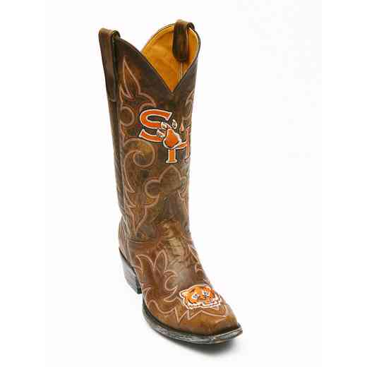Men's Sam Houston State University Bearkats Tailgate Cowboy Boots by Gameday Boots