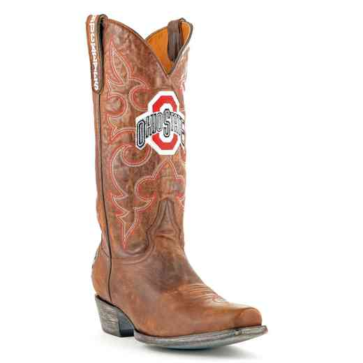 Ohio State Men's Boardroom Boots by Gameday Boots