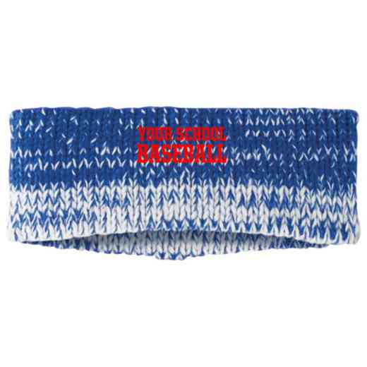 Baseball Embroidered Holloway Ascent Headband
