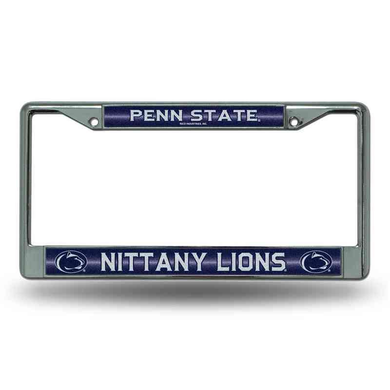 Penn State Bling Chrome Frame