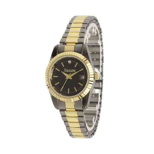 PW00004 : Ladies Personalized Accent Two Tone Watch