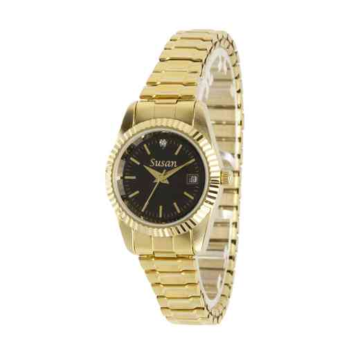 PW00226: Ladies Personalized Gold Watch