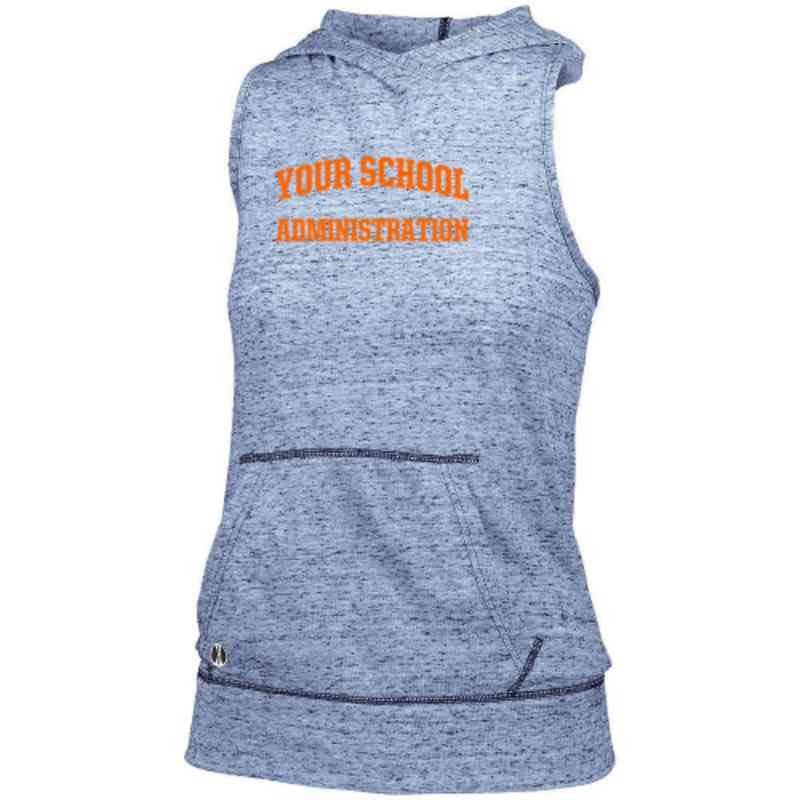 Administration Holloway Ladies Advocate Hooded Tank