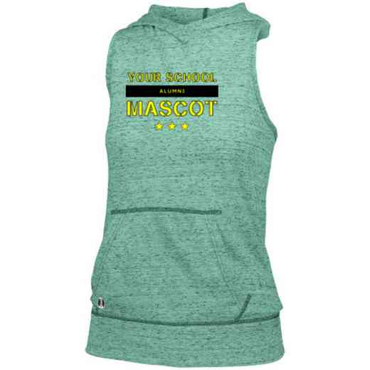 Alumni Holloway Ladies Advocate Hooded Tank