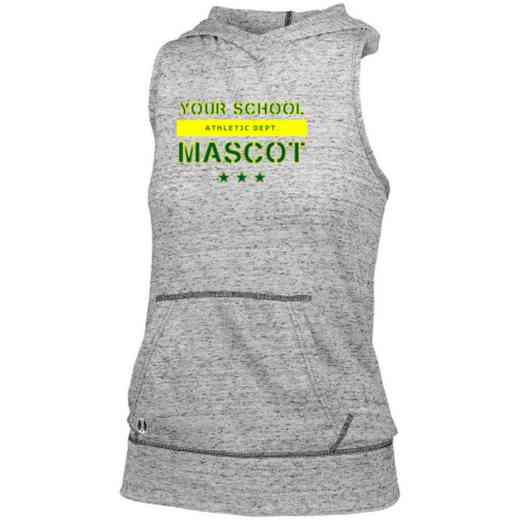 Athletic Department Holloway Ladies Advocate Hooded Tank