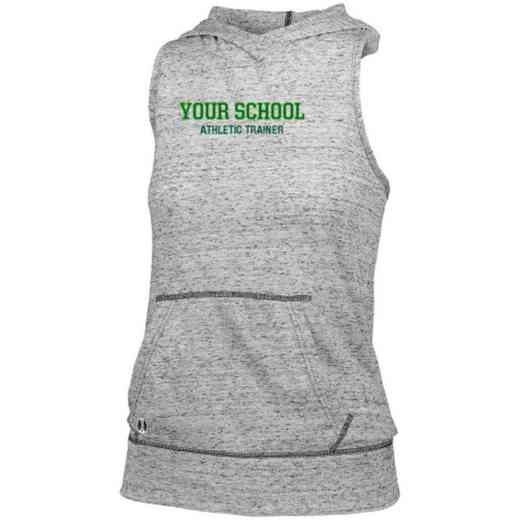 Athletic Trainer Holloway Ladies Advocate Hooded Tank