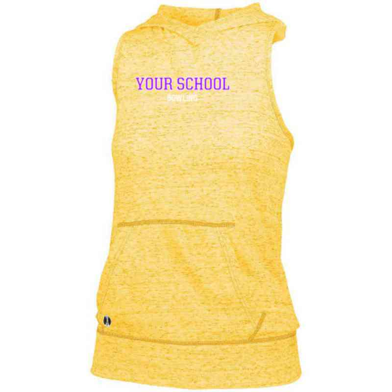 Bowling Holloway Ladies Advocate Hooded Tank