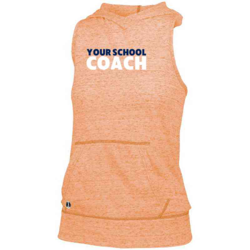 Coach Holloway Ladies Advocate Hooded Tank