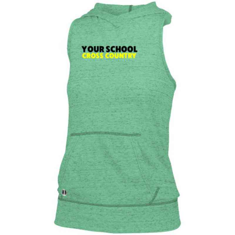 Cross Country Holloway Ladies Advocate Hooded Tank