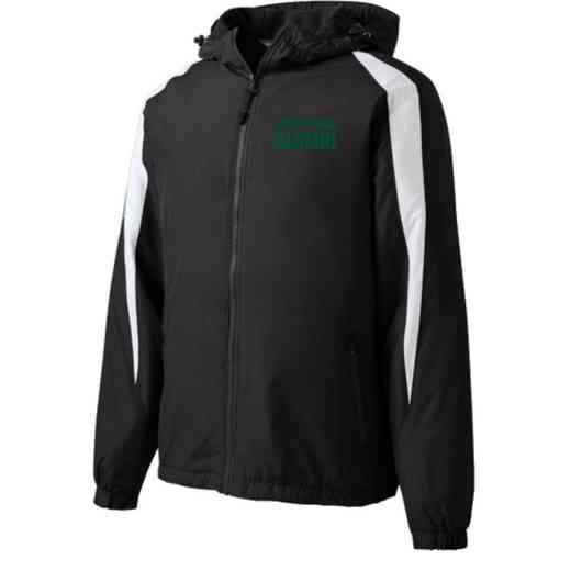 Alumni Embroidered  Port and Company Waterproof Rain Jacket