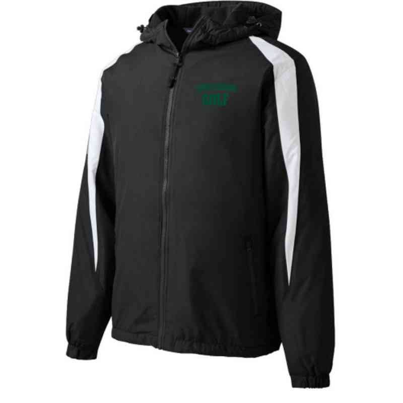 Golf Embroidered  Port and Company Waterproof Rain Jacket