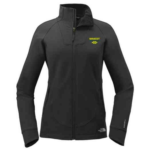 Cross Country The North Face Ladies Tech Stretch Soft Shell