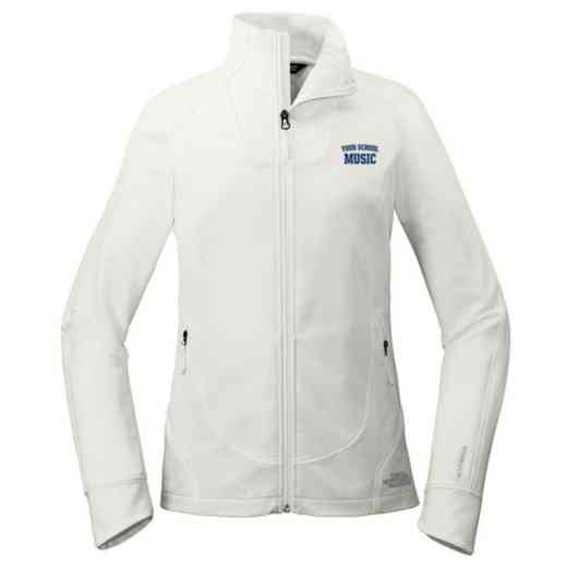 Music The North Face Ladies Tech Stretch Soft Shell
