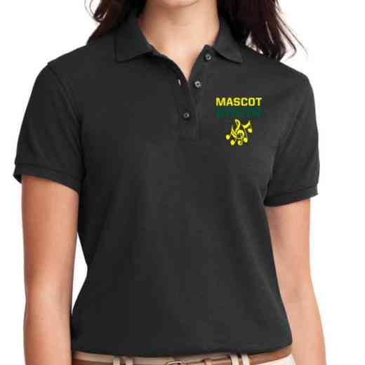 Choir Embroidered Sport-Tek Women's Silk Touch Polo