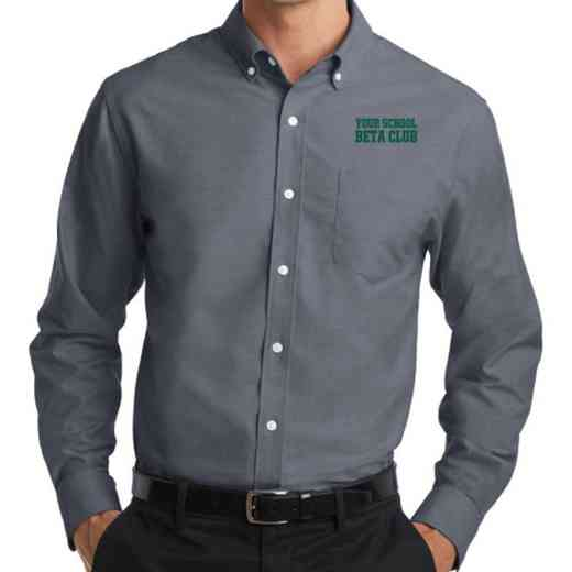 Beta Club Embroidered SuperPro Oxford
