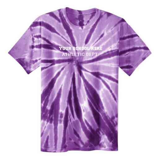 Athletic Department Youth Tie Dye T-Shirt