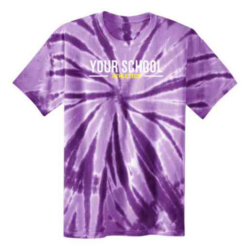 Athletics Youth Tie Dye T-Shirt