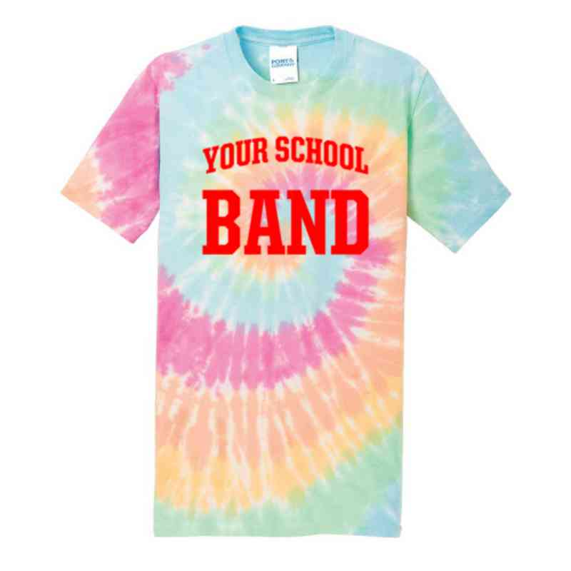 Band Youth Tie Dye T-Shirt