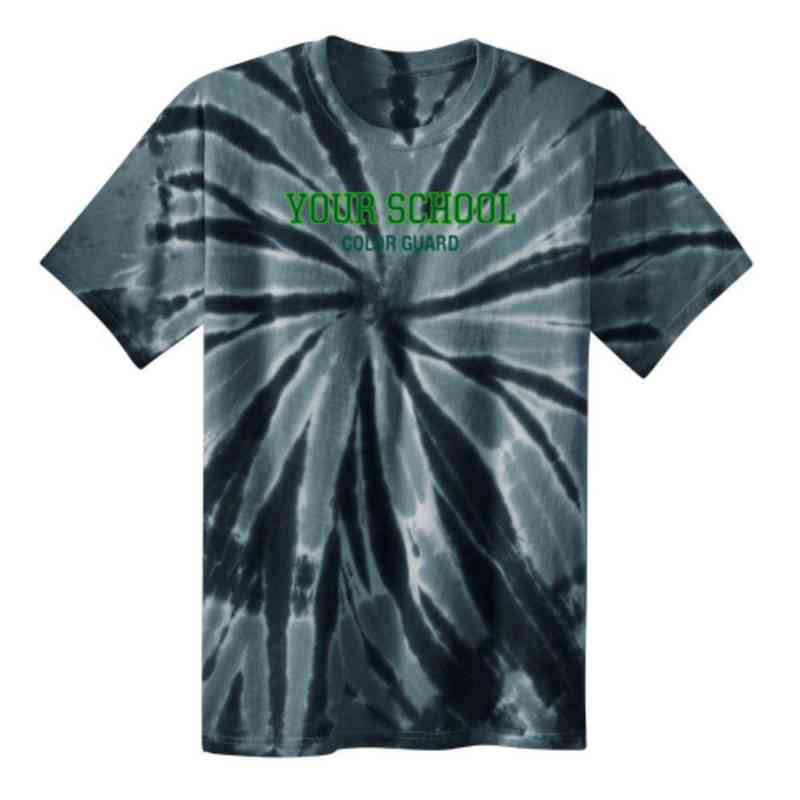 Color Guard Youth Tie Dye T-Shirt
