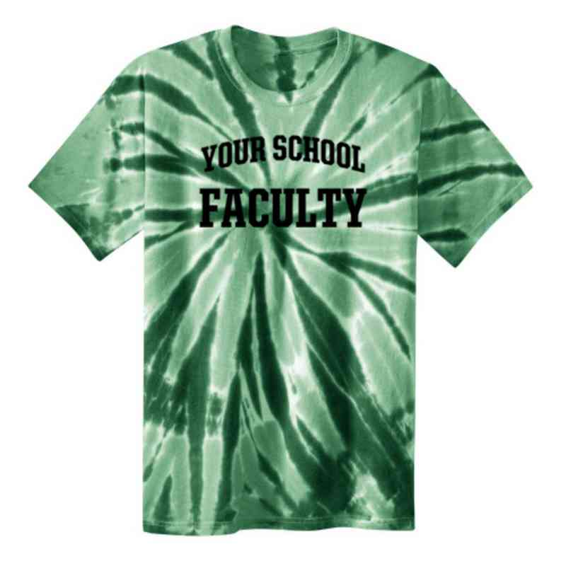 Faculty Youth Tie Dye T-Shirt