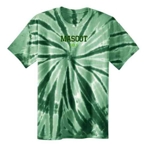 Golf Youth Tie Dye T-Shirt