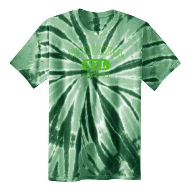 Gymnastics Youth Tie Dye T-Shirt