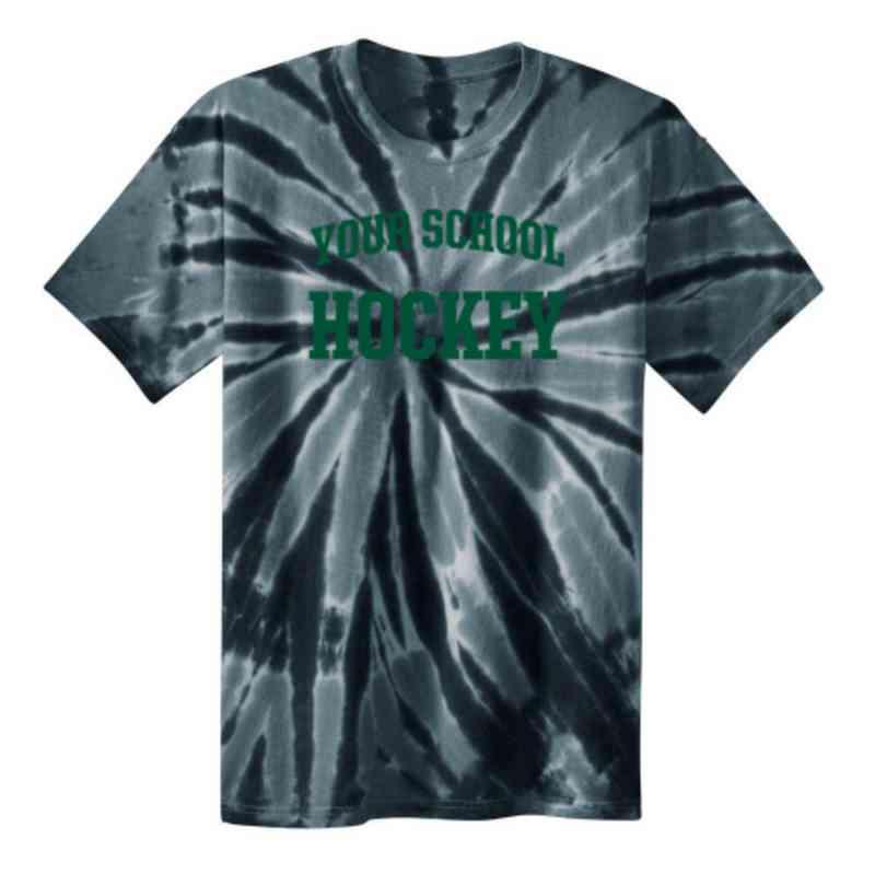 Hockey Youth Tie Dye T-Shirt