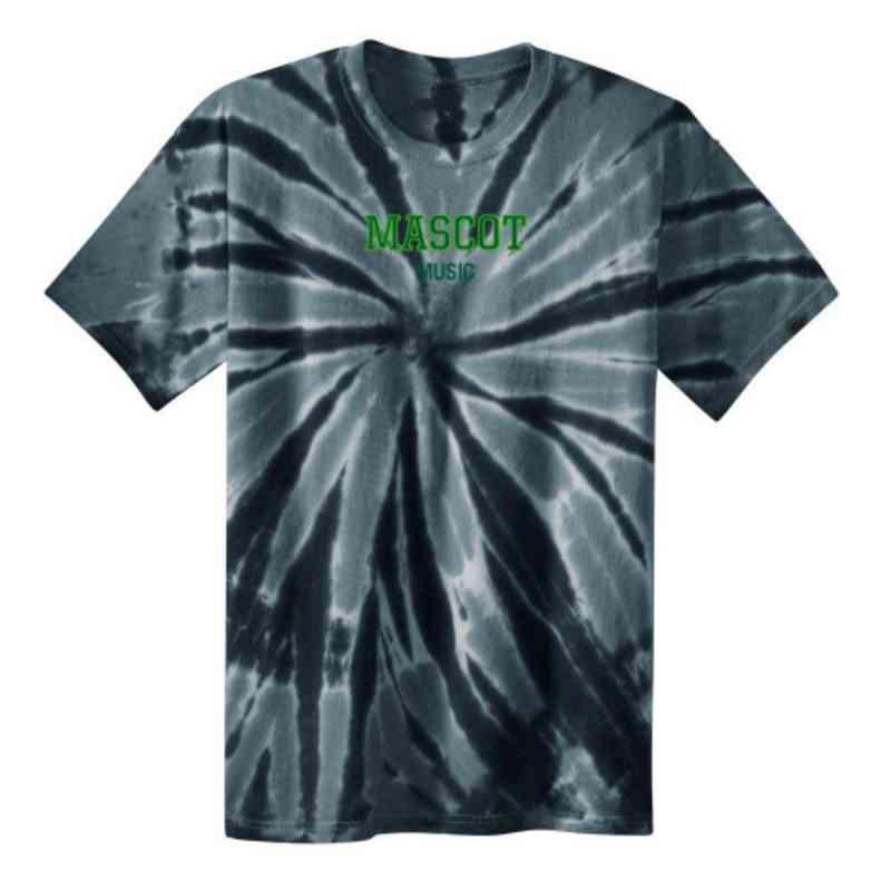 Music Youth Tie Dye T-Shirt