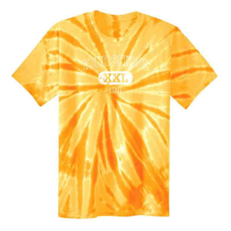 Staff Youth Tie Dye T-Shirt