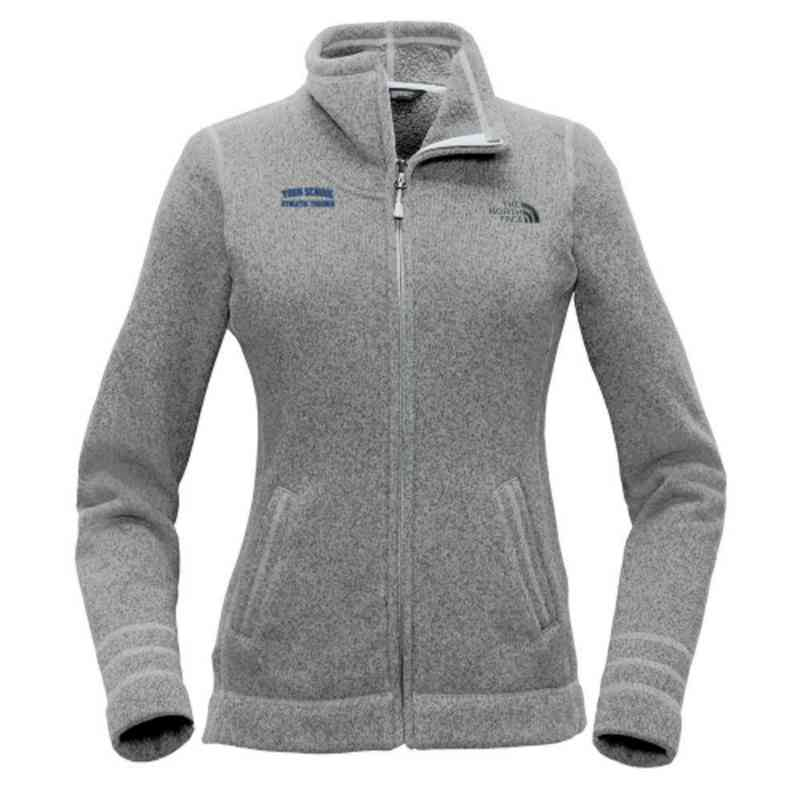 Athletic Trainer The North Face Ladies Sweater Fleece Jacket