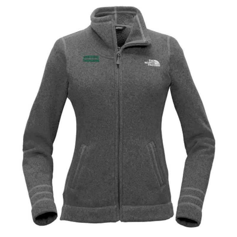 4451dd8c22a Cheerleading The North Face Ladies Sweater Fleece Jacket