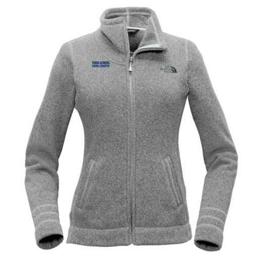 Cross Country The North Face Ladies Sweater Fleece Jacket