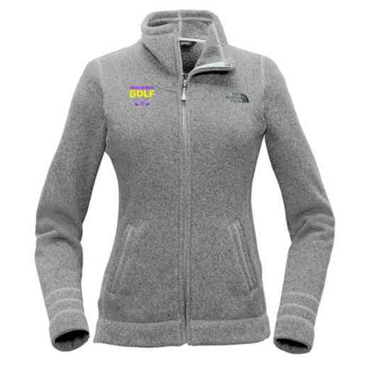 Golf The North Face Ladies Sweater Fleece Jacket