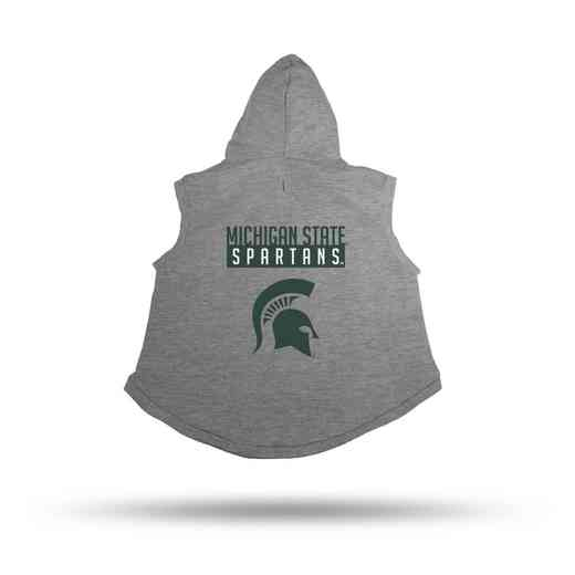 Michigan State Pet Hoodie - Small