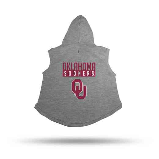 Oklahoma University Pet Hoodie - Small