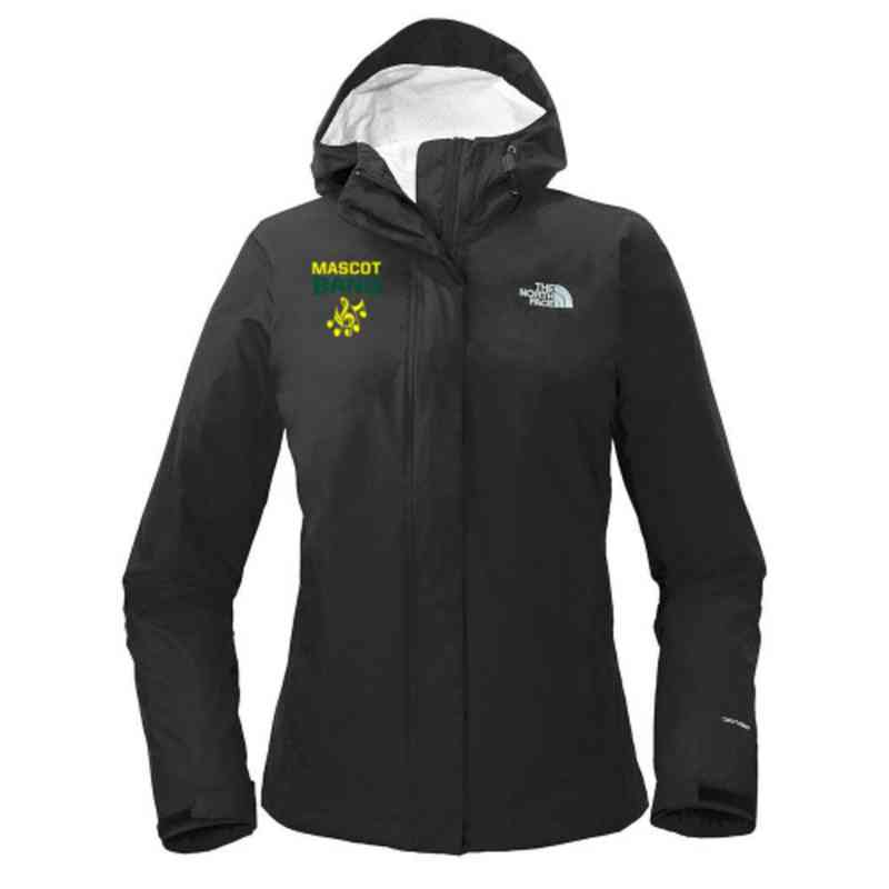 Band The North Face Ladies' DryVent Waterproof Jacket