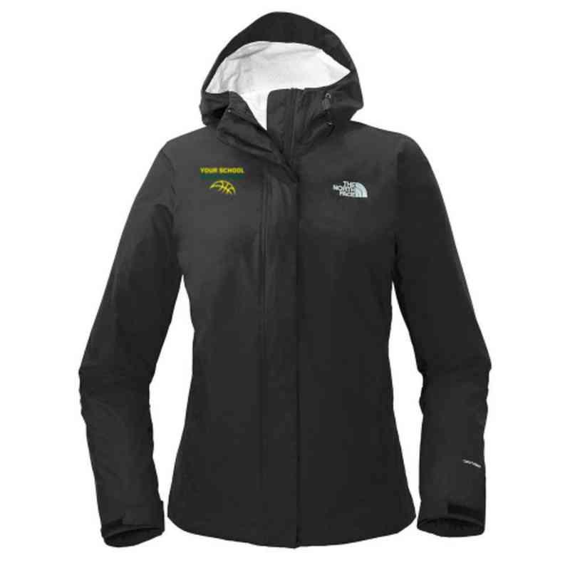 Basketball The North Face Ladies' DryVent Waterproof Jacket