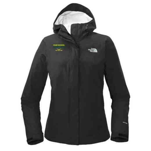 Hockey The North Face Ladies' DryVent Waterproof Jacket
