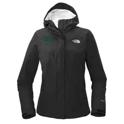 Music The North Face Ladies' DryVent Waterproof Jacket