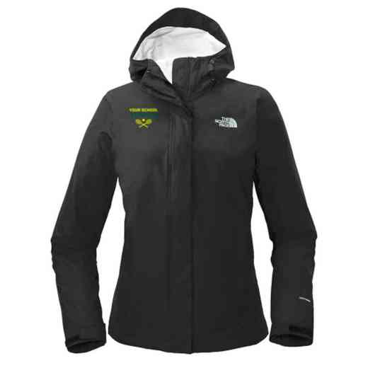 Tennis The North Face Ladies' DryVent Waterproof Jacket