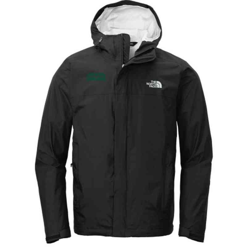 Color Guard The North Face DryVent Waterproof Rain Jacket