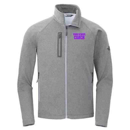 Coach The North Face Canyon Flats Fleece Jacket