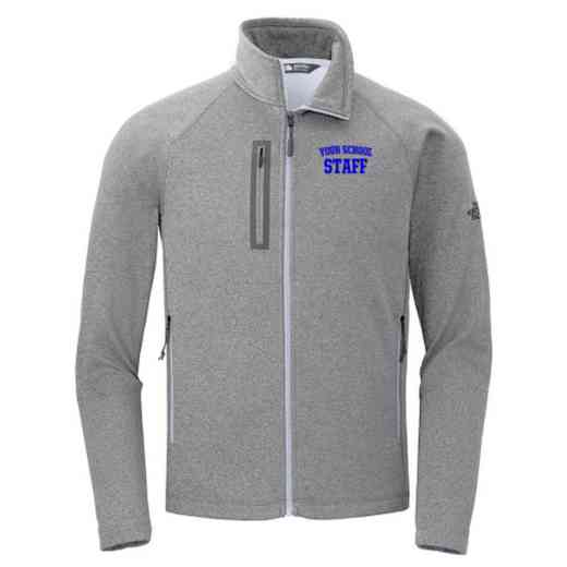 Staff The North Face Canyon Flats Fleece Jacket